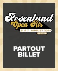 Resenlund Open Air - Partout