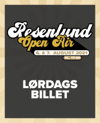 Resenlund Open Air - Lørdag
